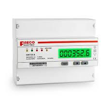 kwh meter 3 phase wiring diagram kwh image wiring em735 s 10 100 a 3 phase 4 wire meter kwh meter electric energy on kwh