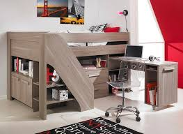 simple bunk beds with desk for girls images about loft on cool teens bunk bed desk adults25 for