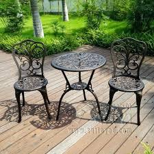 cast aluminum patio chairs new patio furniture modern design cast