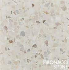 fibonacci stone terrazzo tile flooring nougat sample s wm