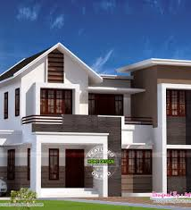 Small Picture 2260 Square Feet New Home Design Kerala Home Design And Floor