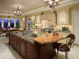 Large Kitchen Kitchens With Large Islands Big Kitchen With Island Large Kitchen