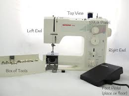 Used Bernina Sewing Machine Parts