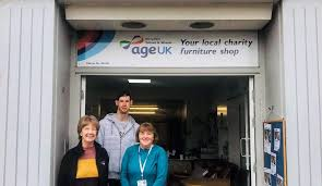unwanted furniture to charity