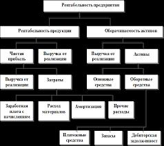 Курсовая работа Анализ и оценка рентабельности деятельности   сколько рублей прибыли приносит рубль всех вложенных в предприятие средств но этот показатель не может дать ответ на сколько эффективно предприятие