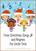 Small Picture Free Kwanzaa Songs and Rhymes for Circle Time