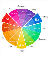 Color Wheel Charts 6 Free Pdf Documents Download Free