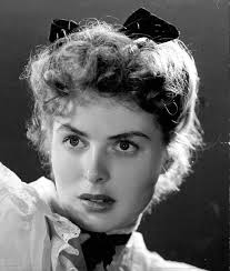 """Ingrid Bergman as Ivy Pearson in """"Dr. Jekyll and Mr. Hyde"""" 1941 