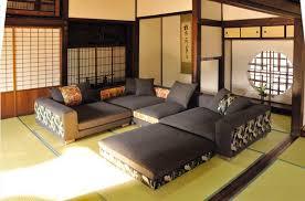 Japanese Living Room Exterior Simple Design