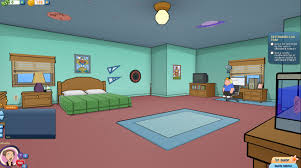 family guy griffin house floor plan