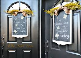 wreaths for front doors59 Ingenious Fall Wreath Designs Ready To Inspire You
