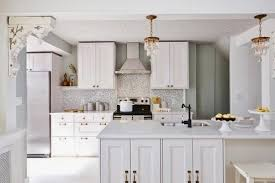white cottage kitchens. Bright And Small Cottage Kitchen After Makeover By Sarah Richardson White Kitchens G