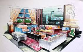 interior designers drawings. Charming Interior Designer Drawings Design Drawing  Home Interior Designers Drawings