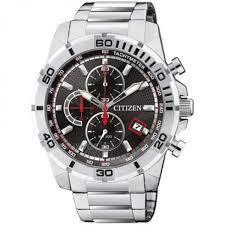 "men s citizen quartz chronograph watch an3490 55e watch shop comâ""¢ mens citizen quartz chronograph watch an3490 55e"