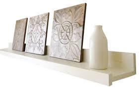 white washed floating shelf 36