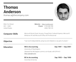 ... Make Resume 10 A Wide Range Of Templates To Choose From ...
