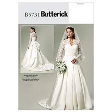 Butterick Wedding Dress Patterns