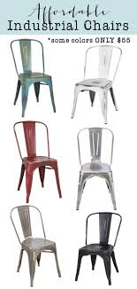 farmhouse industrial cafetolix chairs for an amazing price come in many color options buy industrial furniture