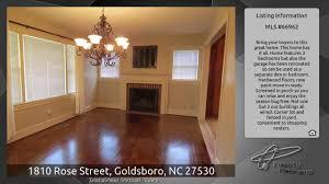 1810 rose street goldsboro nc 27530