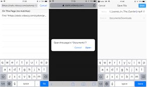 How To Download Mp3 Or Video From Safari On Iphone Iphonebyte