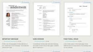 Good Resume Templates Classy Download 60 Free Resume Templates For Microsoft Word