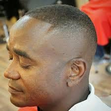 Coiffure Afro Dégradé Homme