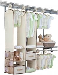 hanging closet organizer. Simple Hanging Hanging Closet Organizer With Drawers Ba Nursery  Storage Furniture White Picture For E