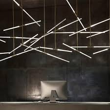 modern hanging lighting. Creative Modern Pendant Light - Two Sided Hanging Fixture At Lifeix Design Lighting