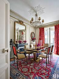 Paris Living Room Decor 36 Of The Best Dining Rooms Of 2016 Ux Ui Designer Velvet And