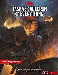 D&D 5e Tasha's Cauldron of Everything PDF ePub free download