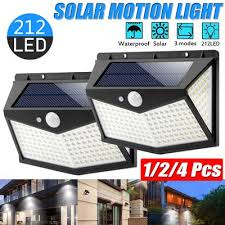 30 led solar power wall lights