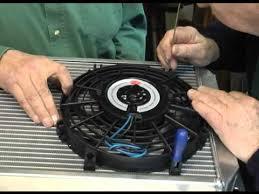 engine cooling using the kenlowe electric fan, electric water pump revotec fan wiring diagram engine cooling using the kenlowe electric fan, electric water pump and exhaust jackets Revotec Fan Wiring Diagram