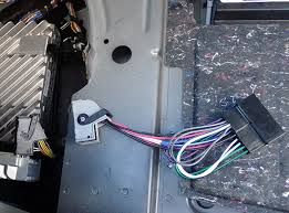 installing technicpnp active sound removal harness plug the black lock connector on the car harness into the black socket on the technic cable swing the black locking lever upwards until it clicks over the