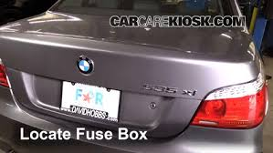 replace a fuse 2004 2010 bmw 535xi 2008 bmw 535xi 3 0l 6 cyl replace a fuse 2004 2010 bmw 535xi 2008 bmw 535xi 3 0l 6 cyl turbo sedan