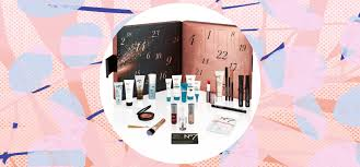 beauty advent calendars 2018 the best makeup collections glamour uk