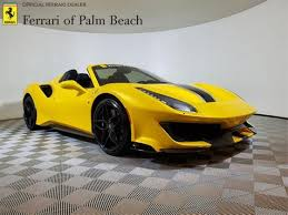 That makes it a more efficient choice than the lamborghini huracán, which is rated at up to. 2020 Ferrari 488 For Sale Global Autosports