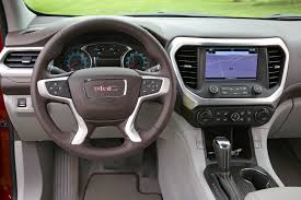 2018 chevrolet acadia. brilliant 2018 2017 gmc acadia steering wheel and dashboard intended 2018 chevrolet acadia