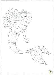 Barbie Free Coloring Pages Coloring Pages Barbie Princess Related
