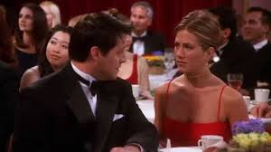 Joey Is Frustrated For Losing At The Soapie Award Friends 07e18