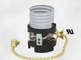 Leviton Pull Chain Socket
