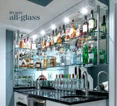 wall liquor rack liquor shelves for home bar liquor shelves for bar hanging stack bar with