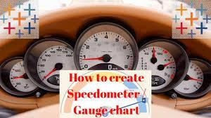 How To Create Speedometer Gauge Chart In Tableau