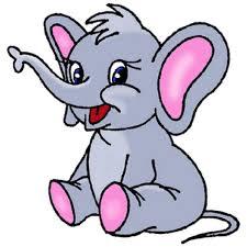 elephant clipart for kids. Plain Clipart Elephants Clipart  Library On Elephant For Kids E