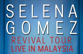 Selena Gomez Seating Chart Selena Gomez Live In Malaysia Announcement Pr Worldwide