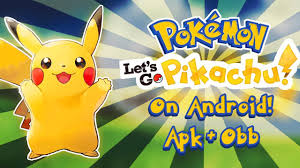 HOW TO DOWNLOAD POKEMON LETS GO PIKACHU ON ANDROID APK + DATA |