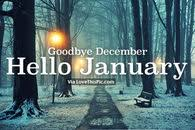 goodbye december hello january. Dreamer In Goodbye December Hello January