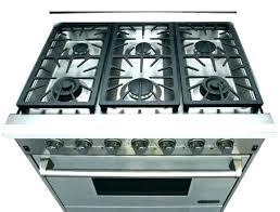 6 Burner Gas Cooktop Gas Dimensions Range Top 6 Burner Gas Stove