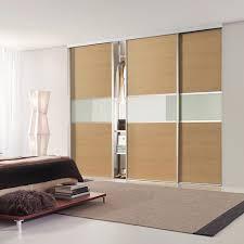 maple frame black black black glass sliding wardrobe door
