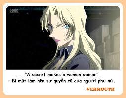 Conan: Vermouth chính là