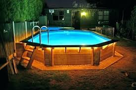 above ground swimming pool ideas. Above Ground Pool Rectangle Backyard Ideas To Cool Off With Rectangular Deck Swimming V